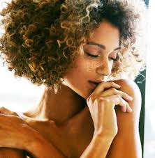 hairstyles short natural curly hairstyles black women simple style