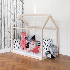 Floor Beds For Toddlers House Shaped Beds Galore Kids Rooms Room And Wood Frame House