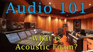 soundproof a room with acoustic foam aka studio foam how to