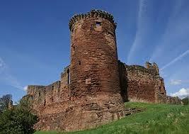 castle siege auto bothwell castle