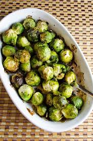 recipe thanksgiving recipes basic roasted brussels sprouts