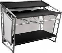 Dj Desk Liteconsole Xprs Aluminium Dj Booth London Sound U0026 Light