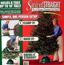 amazon com dyno swivel straight 1 minute christmas tree stand