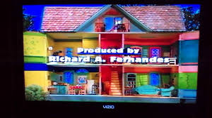 in the big blue house the big blue house call credits
