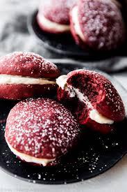 Halloween Red Velvet Cake by Red Velvet Whoopie Pies Sallys Baking Addiction