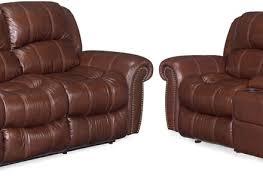 damacio dark brown 2 seat reclining sofa u9820081 leather alley