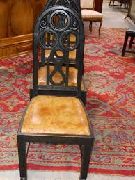 arts and crafts dining chairs u2013 great expectations antiques