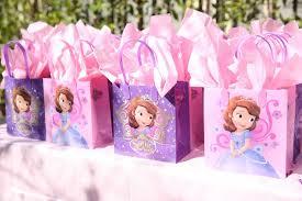 sofia the birthday party favor bags sofia the birthday party ideas popsugar