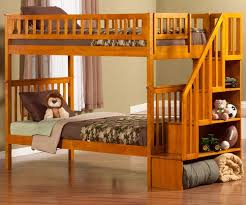 Woodland Bunk Bed Woodland Stair Bunk Bed Ab56607 Atlantic