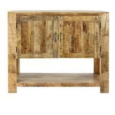 Mango Wood Side Table Modern U0026 Contemporary Mango Wood Sideboard Allmodern