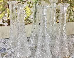 Mini Vases Bulk Vintage Bud Vase Etsy