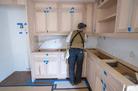 how to install lower cabinets how to install custom cabinets