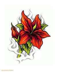 free stencils flowers forearm level