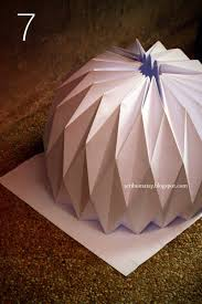 How To Make Paper Light Lanterns - how to make an origami paper lantern pin now try later