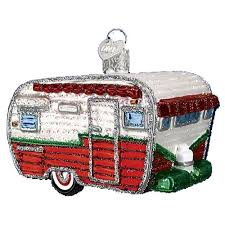 gifts ornaments for vintage trailer owners