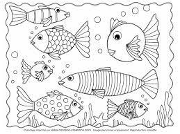 coloriage magique poisson d u0027avril
