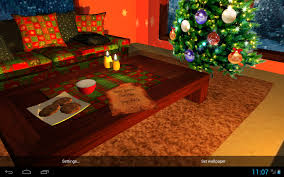 3d christmas fireplace hd live wallpaper full app ranking and