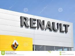 logo renault renault logo editorial photography image 24104342