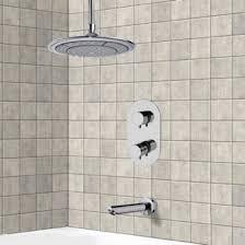 Shower Faucet Pictures Tub And Shower Faucets Thebathoutlet Com
