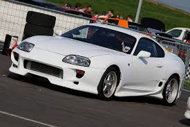 toyota white car toyota supra modified car wallpaper toyota car modified