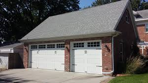 detached garage plan with brick exterior 62622dj architectural