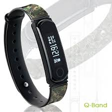life tracker bracelet images Q band ex fitness tracker band review mma life jpg