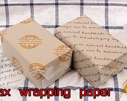 paper wrapped soap soap wrapping etsy