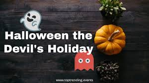 halloween religious significance