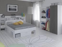 rideau placard chambre kit placard extensible rideau chicago blanc blanc perle