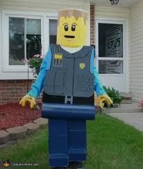 Blue Man Halloween Costume Lego Man Chase Mccain Costume Lego Men Halloween Costume