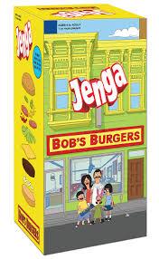 bob s burgers jenga bob u0027s burgers edition jenga usaopoly