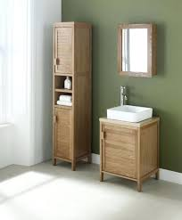 bathrooms design slim storage cabinet above toilet cabinet