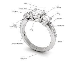 types of engagement rings engagement ring education karagosian jewelers
