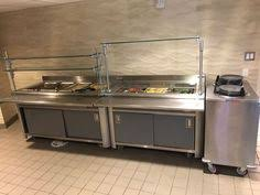 serving line steam tables a new cafeteria line with countertop food display units and food