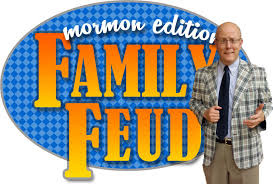 Family Feud Name Tag Template Family Feud Mormon Edition The Mormon Home