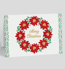 wreath card themes greeting cards