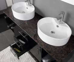 black marble countertops bathroom black marble staggered floor