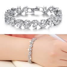 diamond bracelet women images Diamond bracelet for women white gold diamondstud jpg