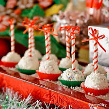 christmas treats to make the season bright party city