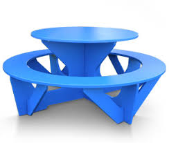 round plastic picnic table kids round recycled plastic activity play picnic table belson