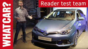 toyota auris toyota auris review 2017 what car