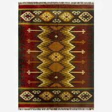 hand woven kilim burgundy jute wool rug 8 u0027 x 10 u0027 free