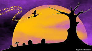 spooky halloween images spooky halloween witch graveyard picture youtube