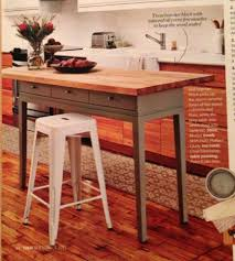 Build Kitchen Island Table Modern Build Kitchen Island Table Your Own Diy From Plans