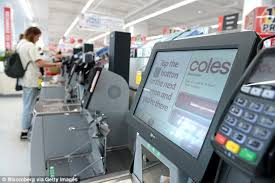 Self Checkout Meme - aldi claims self check out machines at coles and woolworths are a