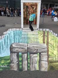 50 cool 3d street art and murals around the world hongkiat