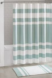 Brown And Teal Shower Curtain by How To Clean A Vinyl Shower Curtain Overstock Com