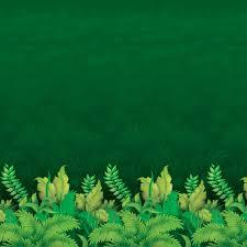 jungle backdrop jungle foliage backdrop birthdayexpress