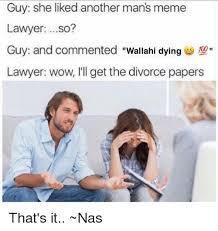 Divorce Guy Meme - 25 best memes about 3 meme 3 memes