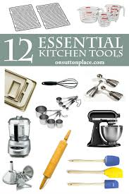 my favorite things issue 2 kitchen tools